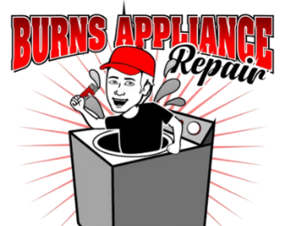 Burns Appliance Repair Logo